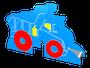 Scivolo Gnomo 3 'Camion'