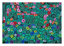 47: MANA NALU - Die Kraft einer Friedvollen Vereinigung / 2016 / Acryl auf Papierkarton / 100x70 - Original: CHF 2000
