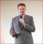 Daniel Rex, Chief Executive Officer, Toastmasters International