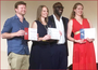 Toastmaster Marseille winners English