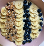 Blueberry-Banana-Bowl
