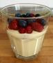 Joghurt mit Beeren
