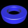 Super-Toroid mit n1=1, n2=0.2