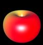 Modellierung 3D Apfelkörper - 1