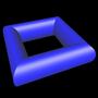Super-Toroid mit n1=2, n2=1