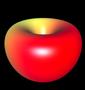 Modellierung 3D Apfelkörper - 2