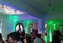 private Hochzeitsfeier Beleuchtung