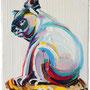 Koala I/ 2019/ oil on canvas/ 25 x 20cm