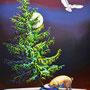 Schwein/ 2017/ oil on canvas/ 200 x 150cm