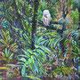 Dschungel III / 2019/ oil on canvas/ 80 x 80cm