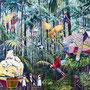 Heimat/ 2019/ oil on canvas/ 270 x 200cm