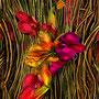 Antonius - Art Floral, 120x80cm