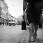 47,00x30,50cm, After a working Day, Vilnius 1964