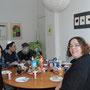 Besuch von Gemeinderabbinerin Gesa Ederberg zu den Hohen Feiertagen