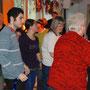 Ausstellungseröffnung mit Tanz