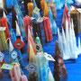Kerzenverkauf