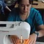 Textilarbeiten: Nähen