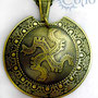 Колт «Коловрат» - 770 руб. Коловрат - древнейший славянский символ Солнца, с головами четырех самых распространенных культовых животных- коня, быка, грифона и птицы.