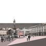 Concurso de Ideas para Piazza della Scala en Milán