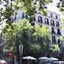 Edificio de viviendas. Calle St. Bárbara. Madrid