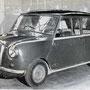 1957 ADO15 Orangebox