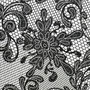 Sibu Designrolle PNL Lace White/Black