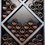 Sibu Designplatte DM Sahara Silver matt AR