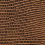Sibu Designplatte LL Leguan Copper