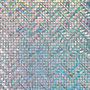 Sibu Designplatte MS 5 x 5 Galaxy Silver