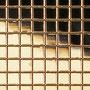 Sibu Designplatte MS 3 x 3 Gold