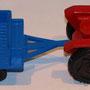 Traktor (12 cm) + vagn