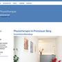 Physiopraxis Adelaide Feilstrecker - Webdesign, Logodesign, Print