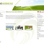 S&O AGRAR AG (Webdesign, Logodesign)