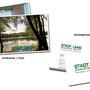 STADT LAND Immobilien Service (Logoerstellung und Design von Flyer & Visitenkarte)