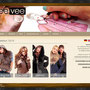 veevee fashion (Webdesign, 2-sprachige Website) - www.veeveefashion.de