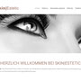 Skin|Estetic - Relaunch der Website / Re-Design Logo