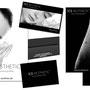 ICE AESTHETIC - Logodesign und Entwicklung sämtlicher Marketingprodukte (Kundenstopper, Plakate, Visitenkarten, Flyer, Briefumschläge...)