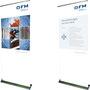 QFM (Design & Erstellung von Roll-Up Plakaten)