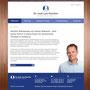 Praxis Paschen (Umsetzung der Website, responsives Design) - www.praxis-paschen.de