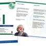 Pflege im Konsens - Gestaltung von Visitenkarten, Briefpapier und Broschüren