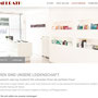 Salon HEMMELRATH - Relaunch der Website