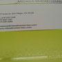 www.mirzakhanian-law.com | Visitenkartendesign mit spezieller Glanzlackbeschichtung