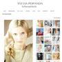 www.sylviapopanda.com | Relaunch / Webdesign