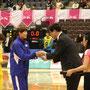 アワォード/ベスト5(フォワード) 藤原選手