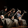 2007/1/28 春日井 和胤コンサート(左より 田中、神谷師匠、村田基史)