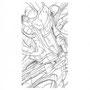 160514 - 2014 - Bleistift - 30 cm x 21 cm