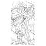 220414 - 2014 - Bleistift - 30 cm x 21 cm