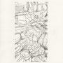021014 - 2014 - Bleistift - 30 cm x 21 cm