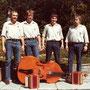 Schwyzerörgeliquartett Bödeli Interlaken 1979 - 1992
