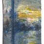 Riverside study – 2011 / A6 / Oils on paper